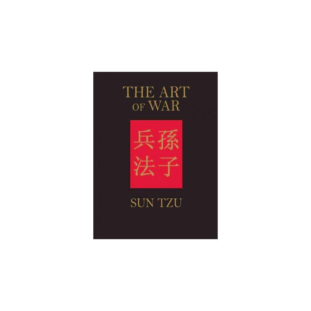 Art of War : A New Translation (Bilingual) (Hardcover) (Sun-tzu)