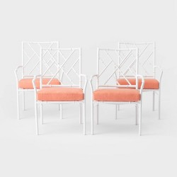 Pomelo Patio Dining Chair - Honeysuckle - Opalhouse™