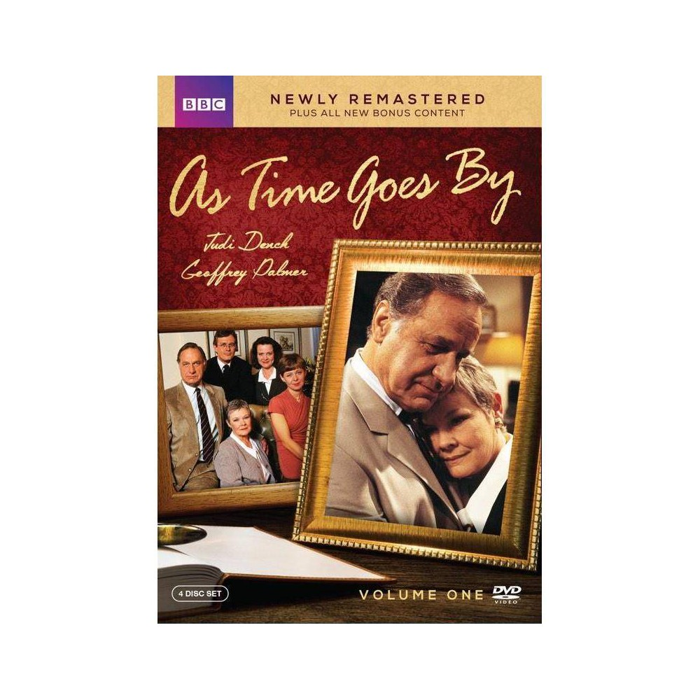 As Time Goes By Series 1 Volume 1 Dvd