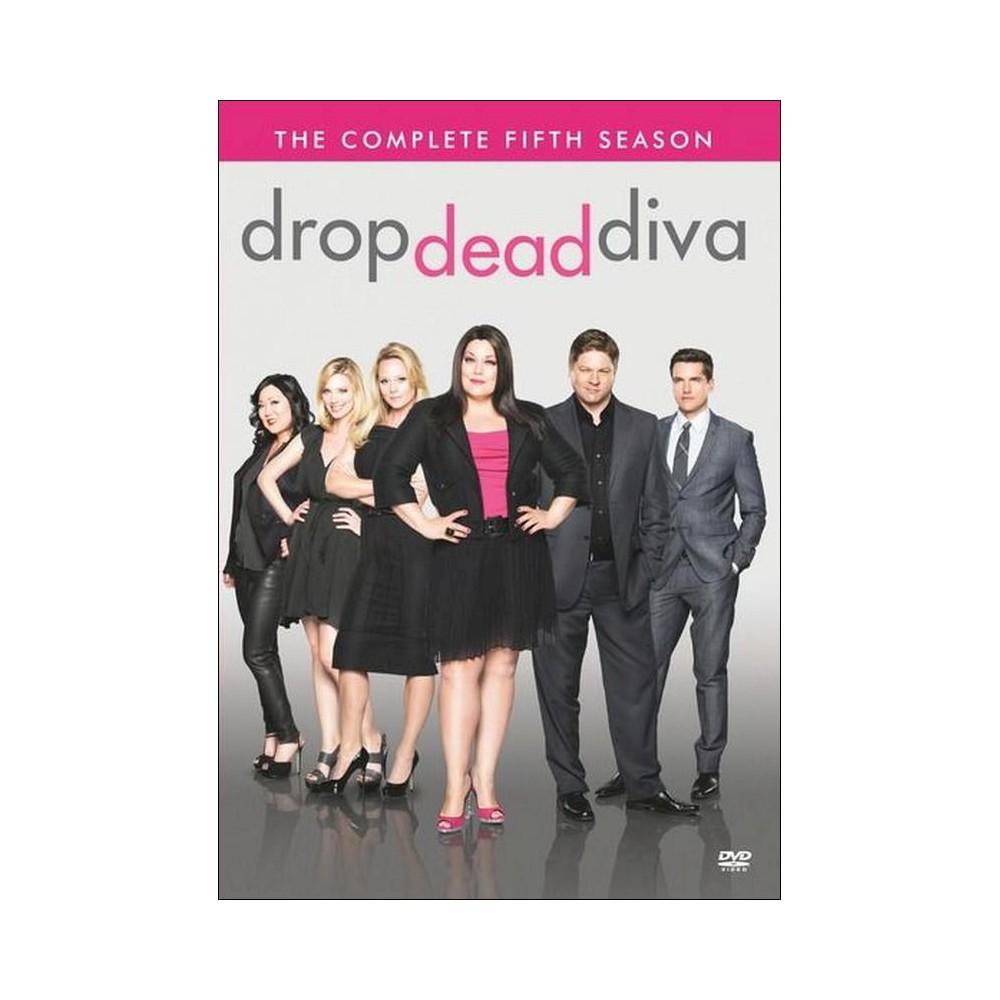 Drop Dead Diva:Complete Fifth Season (Dvd)