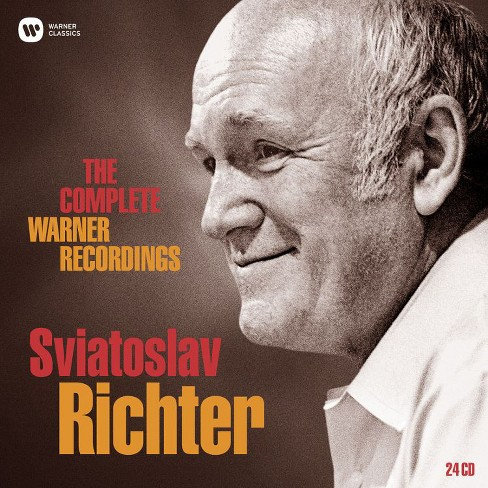 Sviatoslav Richter - Complete Hmv & Teldec Recordings (CD) - image 1 of 1