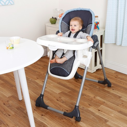Baby Trend Dine Time 3-in-1 High Chair - Starlight Blue : Target