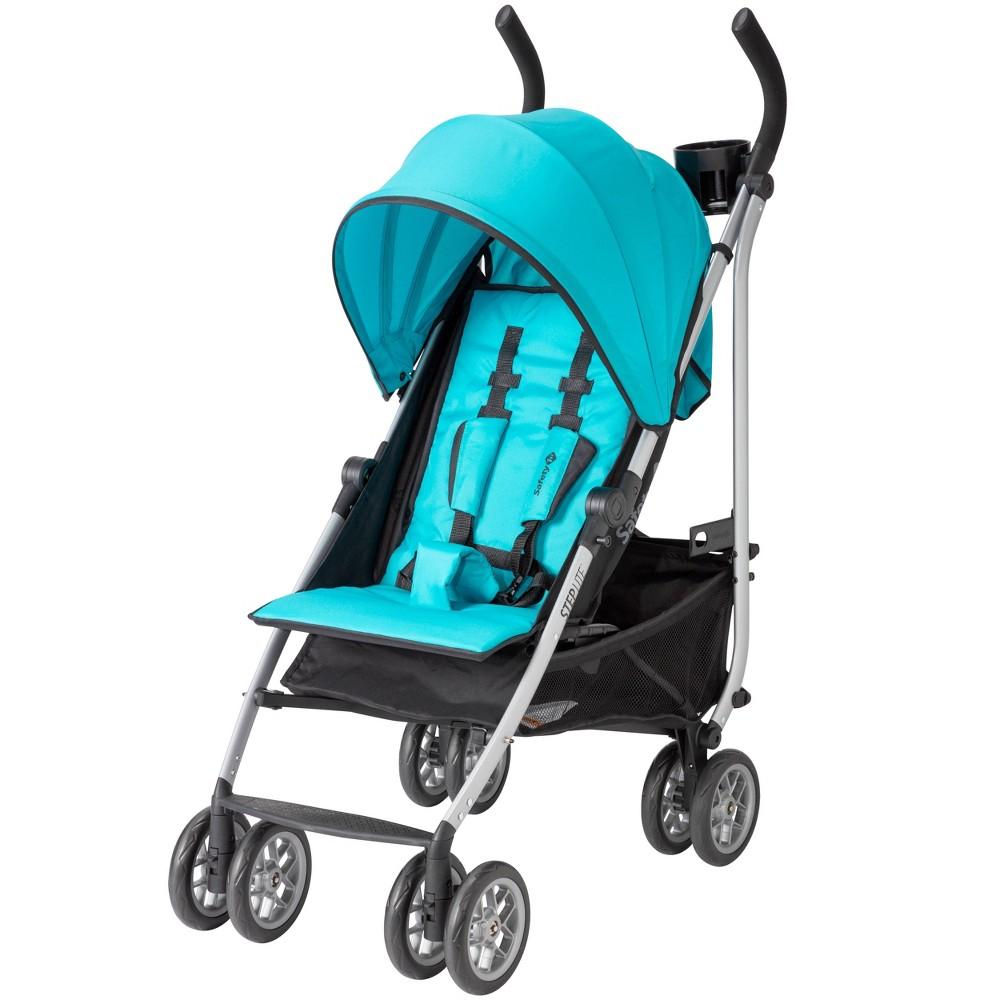 Image of Safety 1st Step Lite Compact Stroller - Black