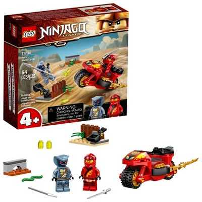 LEGO NINJAGO Legacy Kai's Blade Cycle 71734 Building Kit