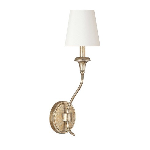 Capital Lighting 8051-558 Ansley 1 Light Candle-Style Wall Sconce - image 1 of 1