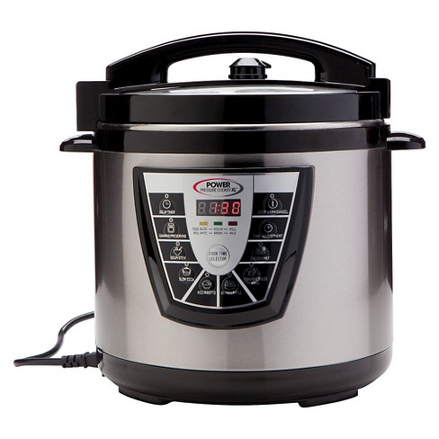 As Seen on TV® Power Pressure Cooker XL 6 Qt - image 1 of 2