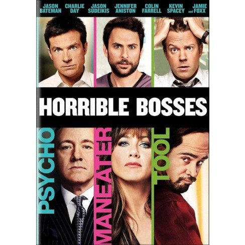 Horrible Bosses (dvd_video) - image 1 of 1
