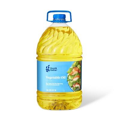 Vegetable Oil - 1gal (128oz)- Good & Gather™