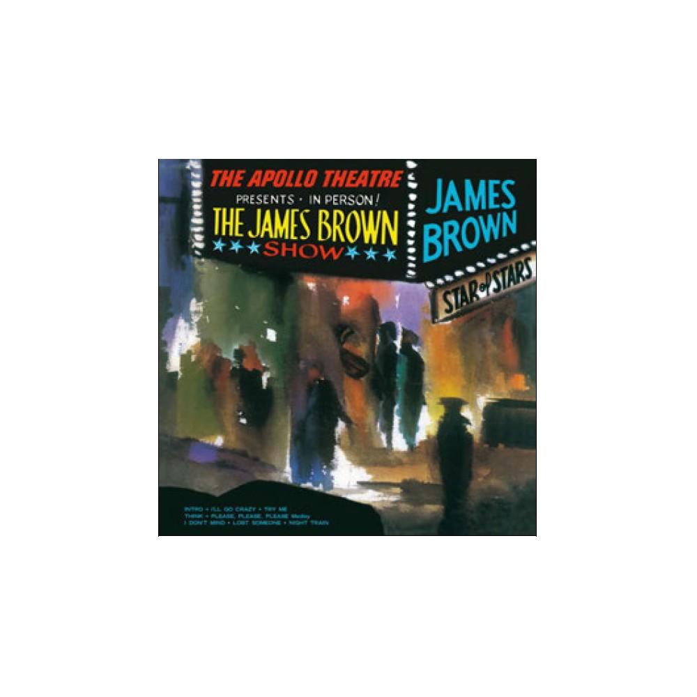 James Brown - Live At The Apollo (Vinyl)
