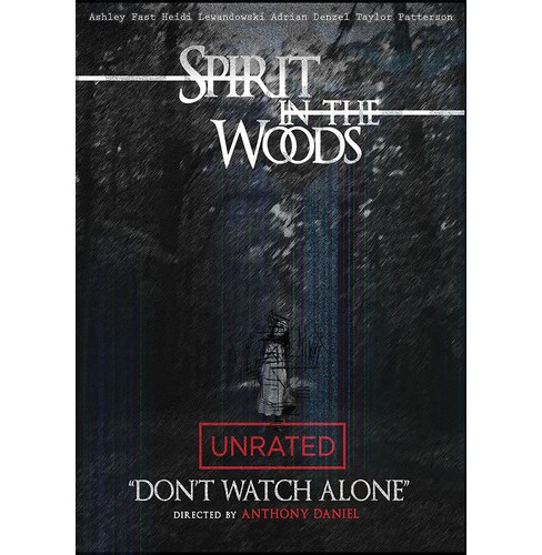 Spirit In The Woods (DVD) - image 1 of 1