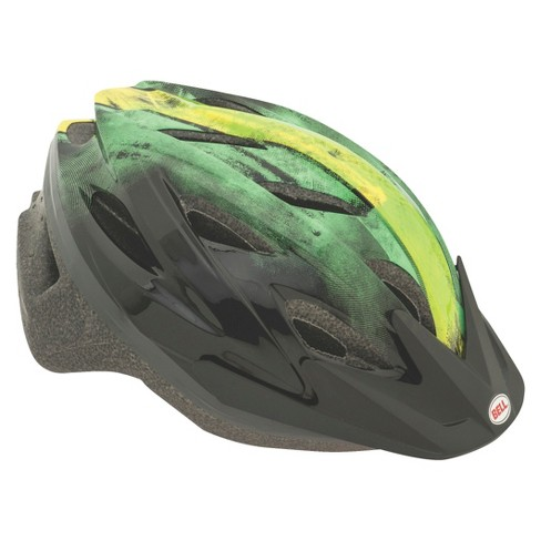 Bell Youth Helmet -Black/Green - image 1 of 1