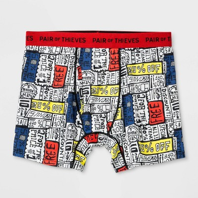 Pair of Thieves Men's Super Fit Boxer Briefs