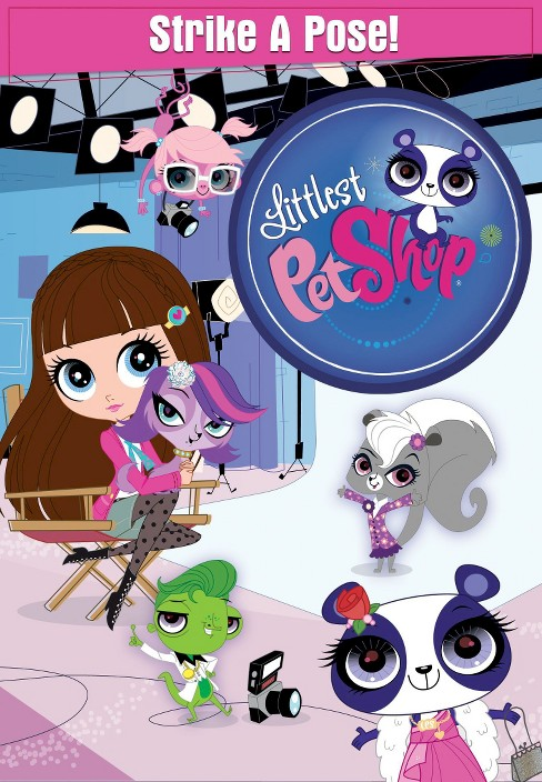 Littlest pet shop:Strike a pose (DVD) - image 1 of 1
