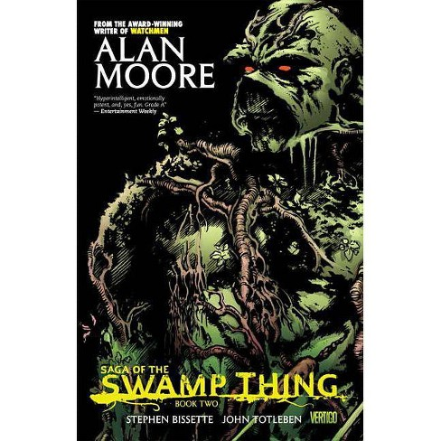 Saga of the Swamp Thing Book Two - by  Alan Moore (Paperback) - image 1 of 1