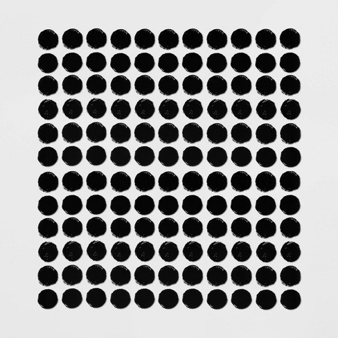 Circles Removable Wall Decal Black - Room Essentials™ - image 1 of 2