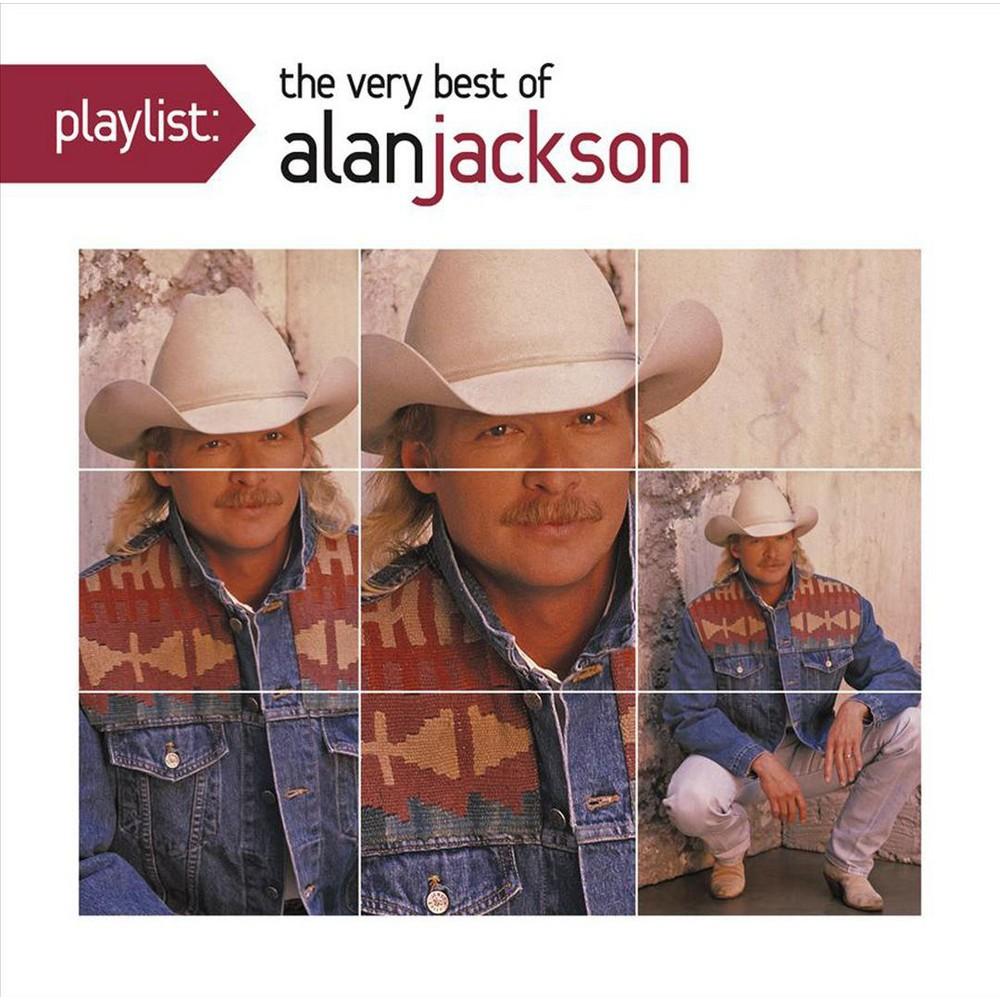 Playlist: The Very Best of Alan Jackson