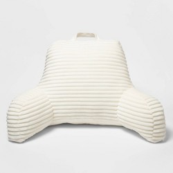 Room Essentials™ Cut Plush Bed Rest Pillow