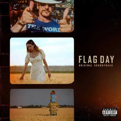 Eddie Vedder/Glen Hansard/Cat Power - Flag Day (Original Soundtrack) (Explicit Lyrics) (CD)