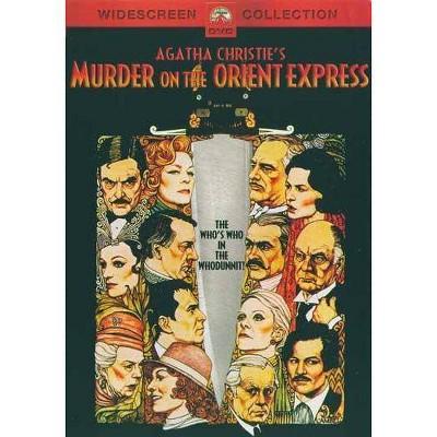 Murder On The Orient Express (DVD)(2018)