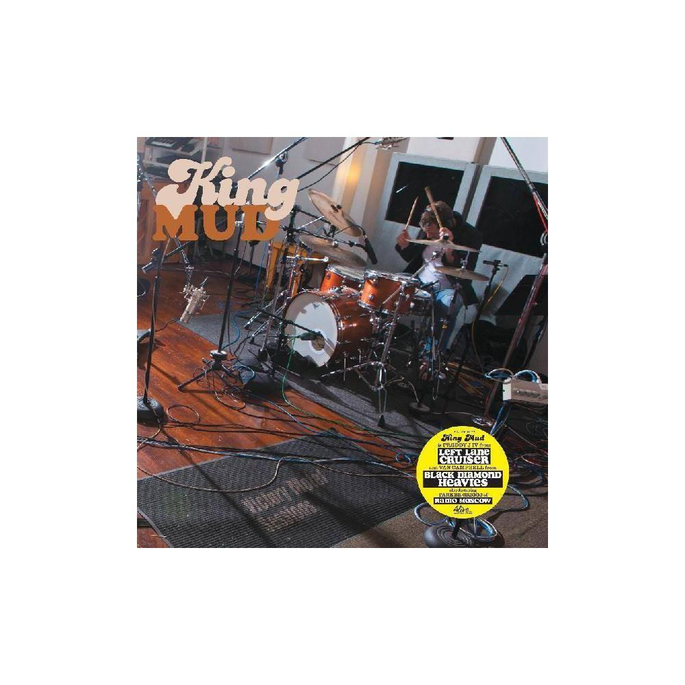 King Mud Left Lane Cruiser Victory Motel Sessions Vinyl