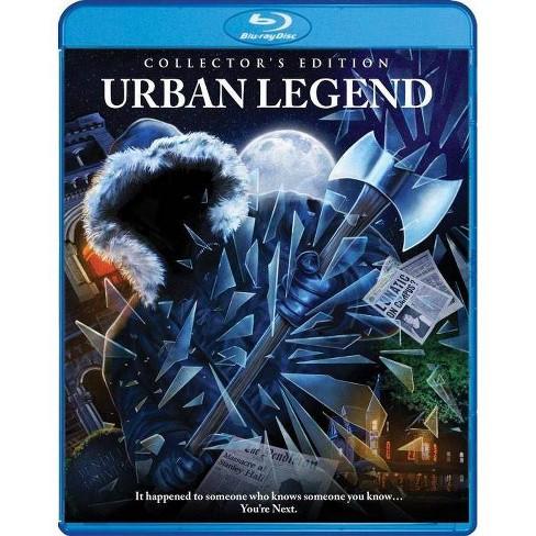 Urban Legend (Blu-ray) - image 1 of 1