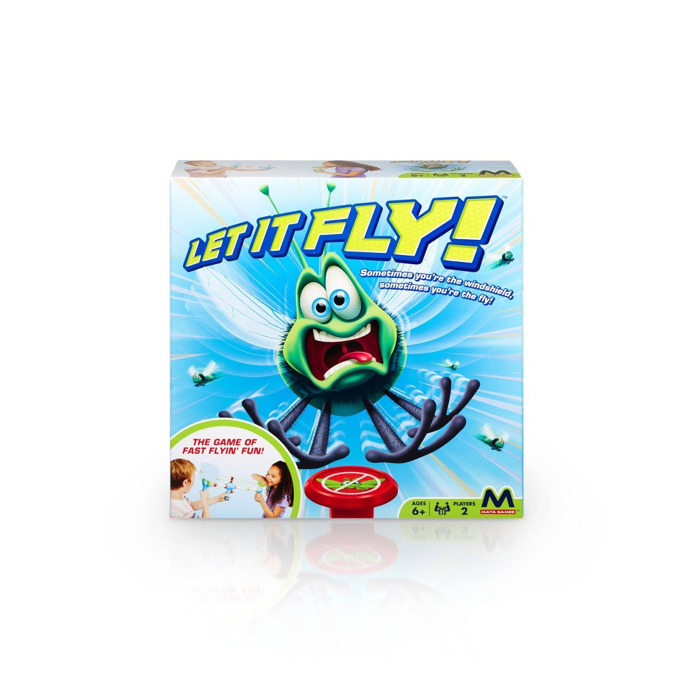 Let It Fly! Game, Board Games was $19.99 now $9.99 (50.0% off)