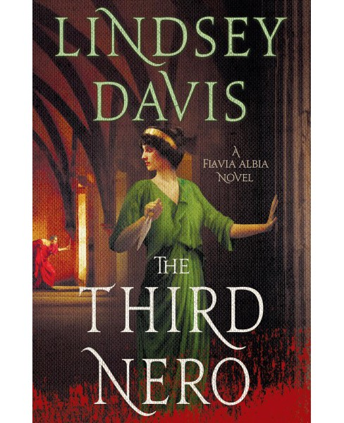Third Nero -  (Flavia Albia) by Lindsey Davis (Hardcover) - image 1 of 1