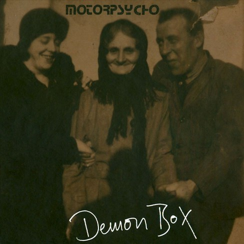 Motorpsycho - Demon box (CD) - image 1 of 2