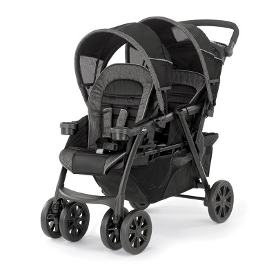 Chicco Cortina Together Double Stroller - Minerale