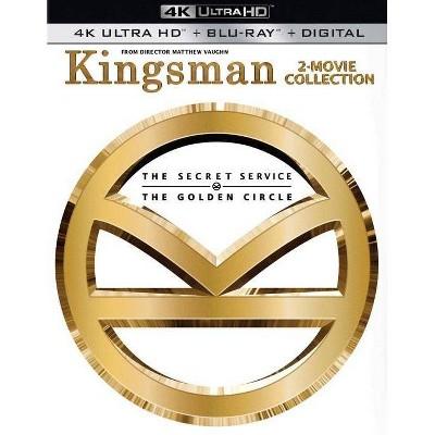 Kingsman 2-Movie Collection