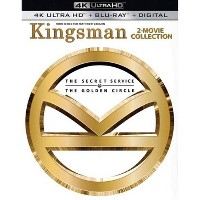 Deals on Kingsman 2-Movie Collection 4K UHD