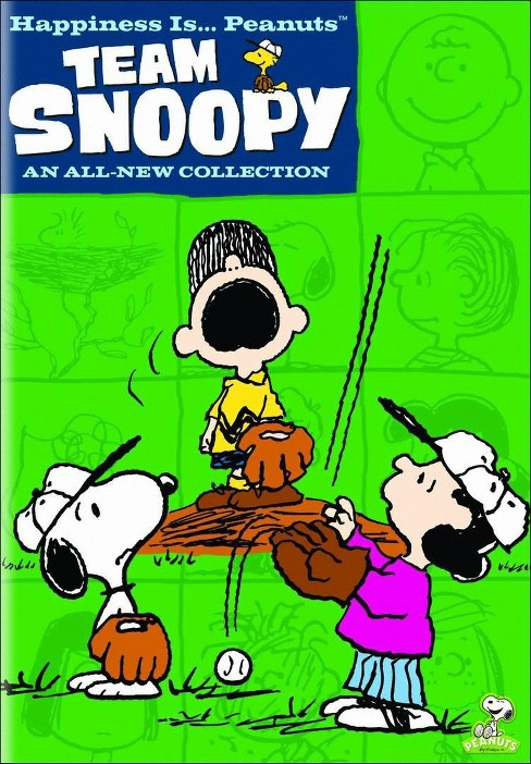 Happiness Is Peanuts:Team Snoopy (DVD) - image 1 of 1