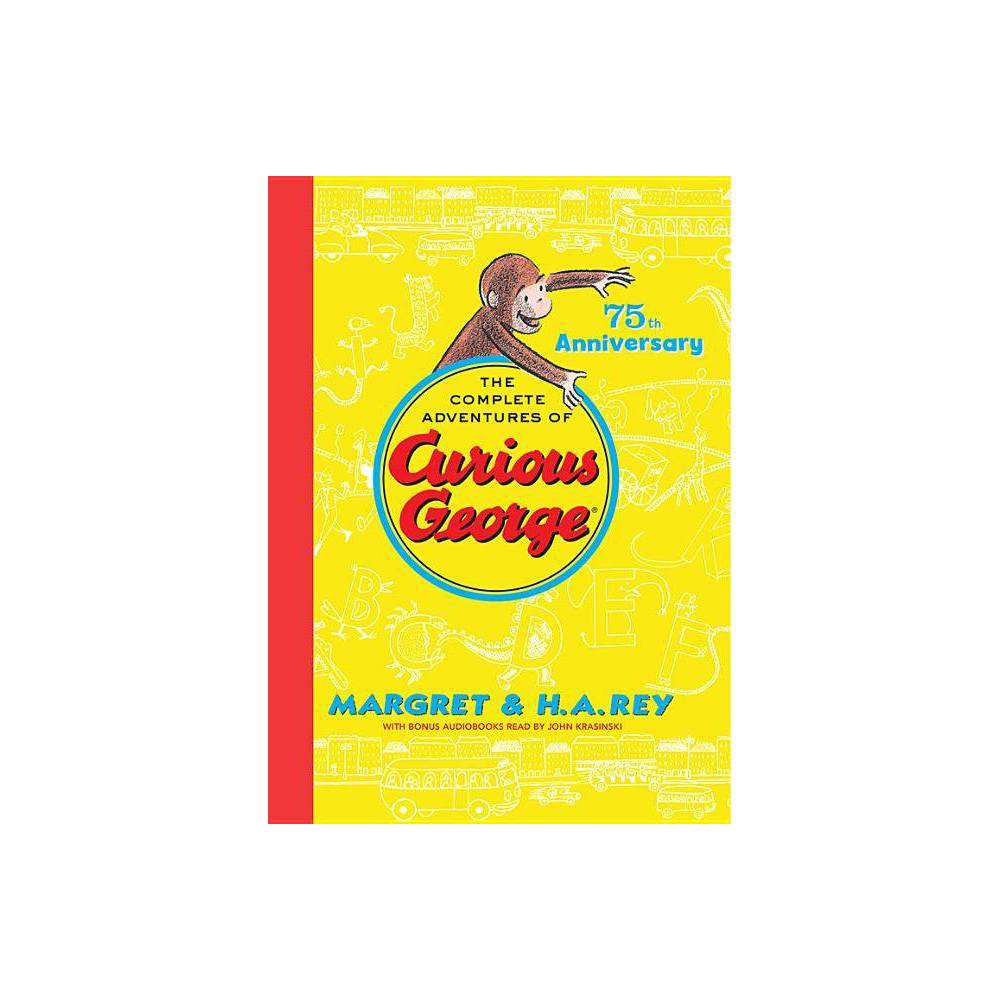 The Complete Adventures of Curious George Kindle Book $1.99