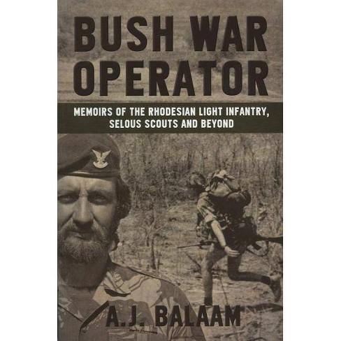 Bush War Operator - by  Andrew Balaam (Paperback) - image 1 of 1