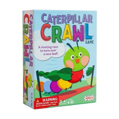 Caterpillar Crawl Game