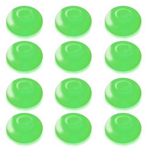 12ct Battery Operated Floating Blimp LED Lights Green - image 1 of 2