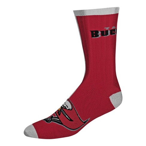 NFL Tampa Bay Buccaneers Women's Casual Socks - M : Target