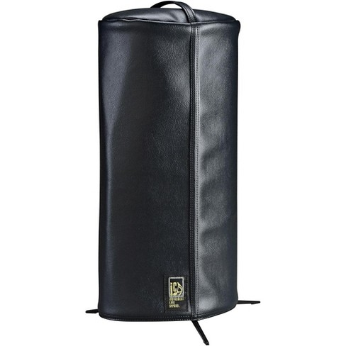 iCA Classic Cornet Cover in Faux Leather Black - image 1 of 2