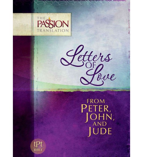 Letters of Love : From Peter, John, and Jude (Paperback) (Brian Simmons) - image 1 of 1