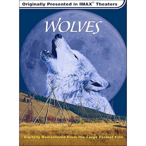 IMAX-WOLVES (DVD) - image 1 of 1
