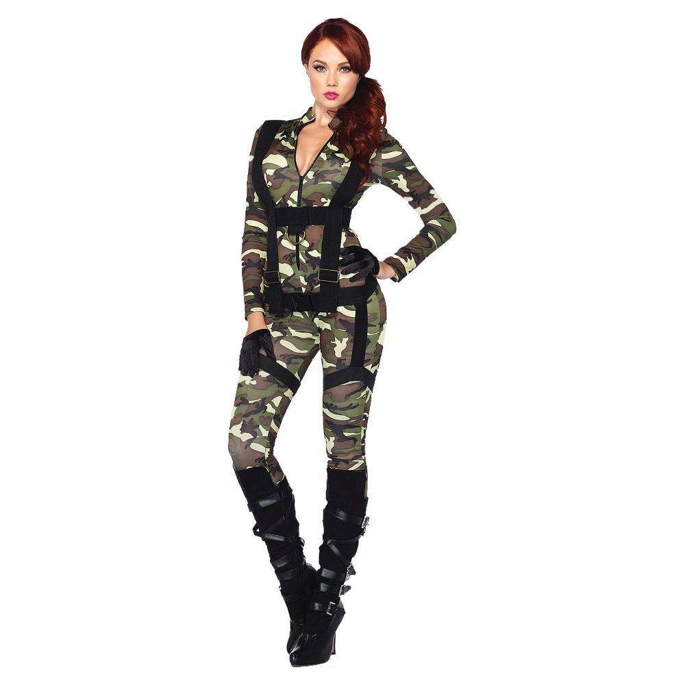 Adult Paratrooper Halloween Costume M