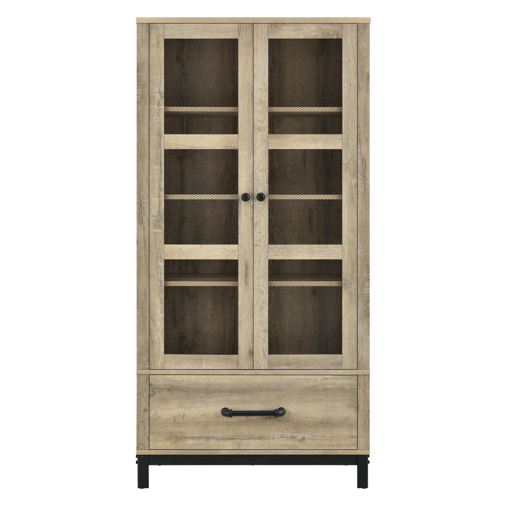 Room & Joy Praxton Storage Cabinet Natural