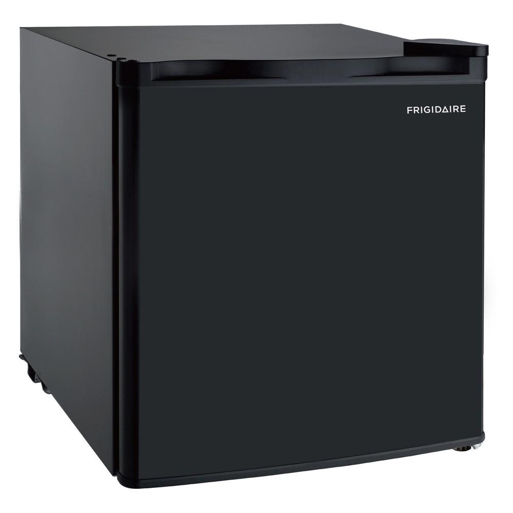 Image of Frigidaire 1.6 cu ft Refrigerator - Black EFR100