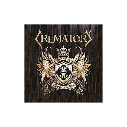Crematory - Oblivion (CD) - image 1 of 1