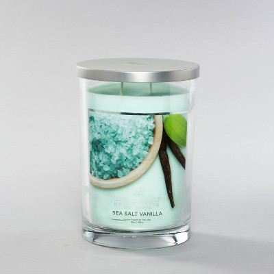 Jar Candle Sea Salt Vanilla - Home Scents by Chesapeake Bay Candles