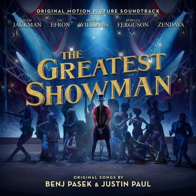 Various Artists - The Greatest Showman Original Motion Picture Soundtrack (CD)