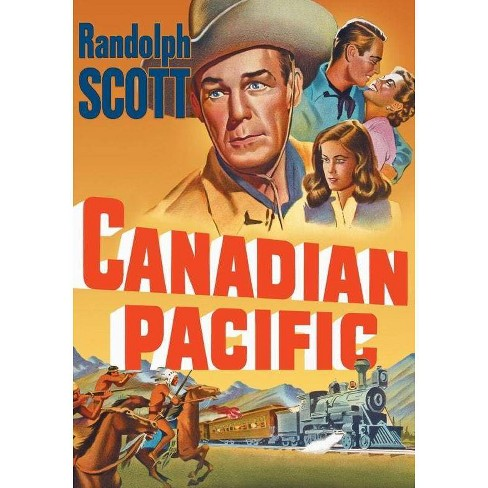 Canadian Pacific (DVD) - image 1 of 1
