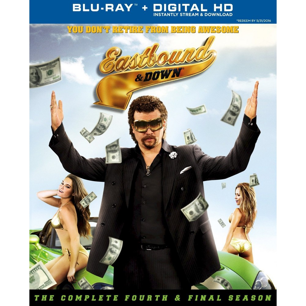 Eastbound & Down: The Complete Fourth & Final Season (2 Discs) (Includes Digital Copy) (Blu-ray)