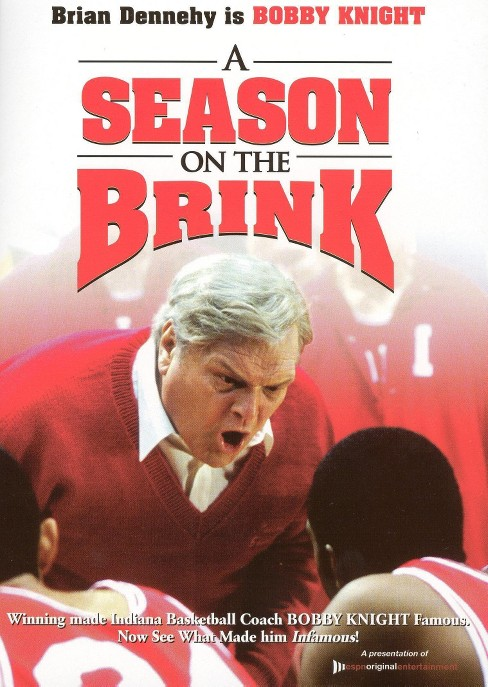 Season on the brink (DVD) - image 1 of 1