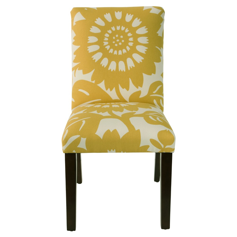 Zola Dining Chair - Gerber Sungold - Skyline Furniture